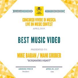 Concorso Vivere Di Musica-winner-271