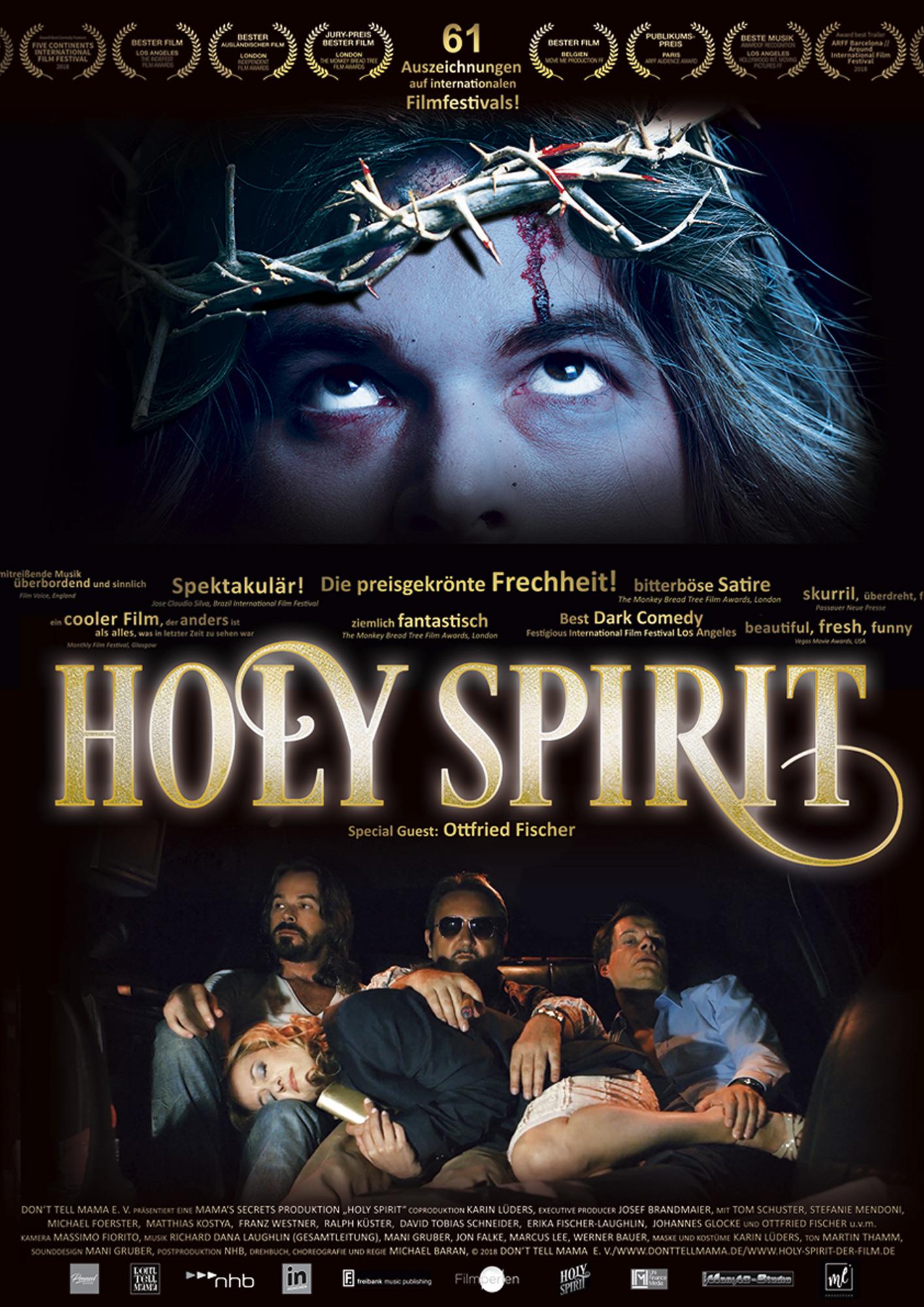 Plakat Holy Spirit